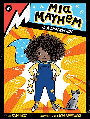 9781534432697: Mia Mayhem Is a Superhero!