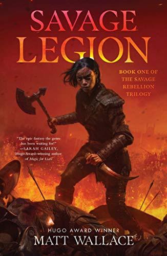 Book Cover: Savage Legion