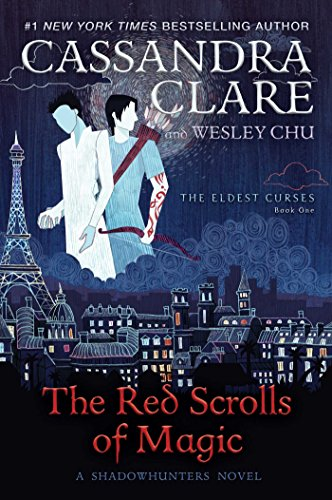 The red scrolls of magic Cover