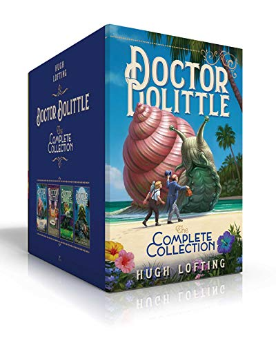 9781534450356: Doctor Dolittle the Complete Collection: Doctor Dolittle the Complete Collection, Vol. 1; Doctor Dolittle the Complete Collection, Vol. 2; Doctor ... Dolittle the Complete Collection, Vol. 4