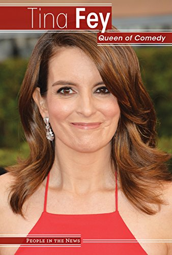 9781534560338: Tina Fey: Queen of Comedy (People in the News)