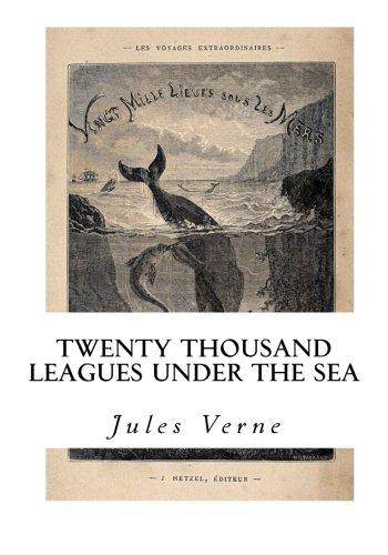 9781534609341: Twenty Thousand Leagues Under The Sea