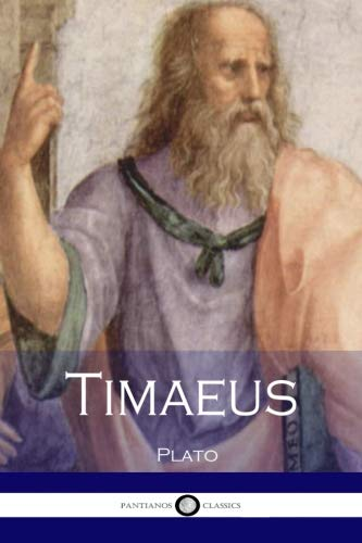 9781534613584: Timaeus