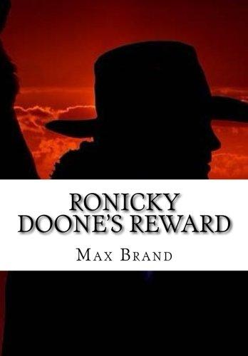 9781534622104: Ronicky Doone's Reward