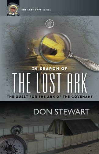 9781534631670: In Search of the Lost Ark: The Quest for the Ark of the Covenant