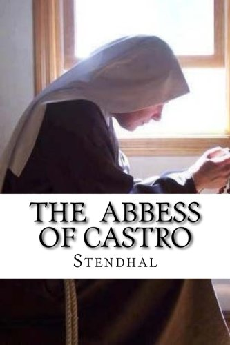 The Abbess of Castro (Paperback): Stendhal