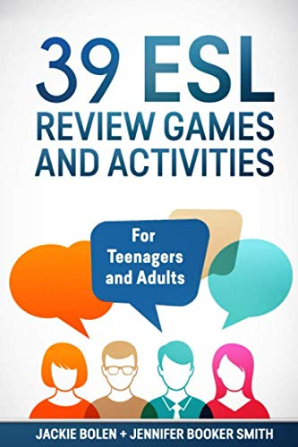 9781534637030: 39 ESL Review Games and Activities: For Teenagers and Adults
