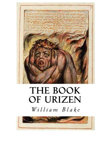 9781534641129: The Book of Urizen: Fully Illustrated Edition