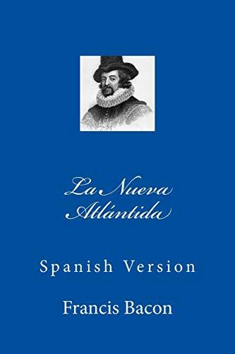 9781534655058: La Nueva Atlántida: Spanish Version