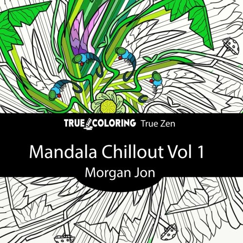 9781534659957: Mandala Chillout (Volume 1)