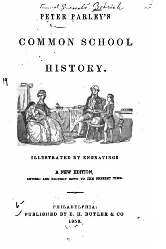 9781534661820: Peter Parley's Common School History