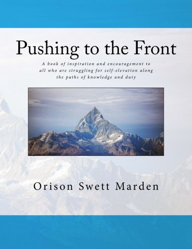 9781534678392: Pushing to the Front