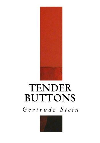 9781534689992: Tender Buttons