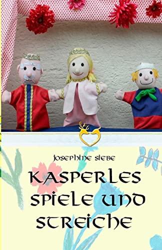9781534698857: Kasperles Spiele und Streiche: Volume 7