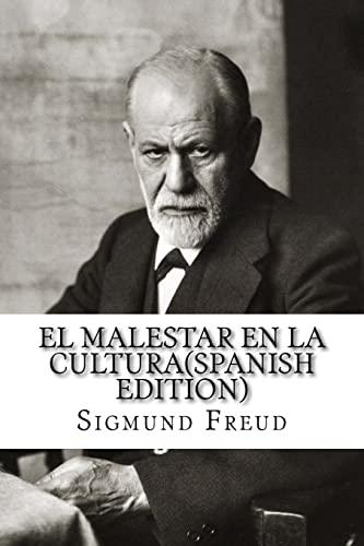9781534706712: El Malestar en la Cultura (Spanish Edition)