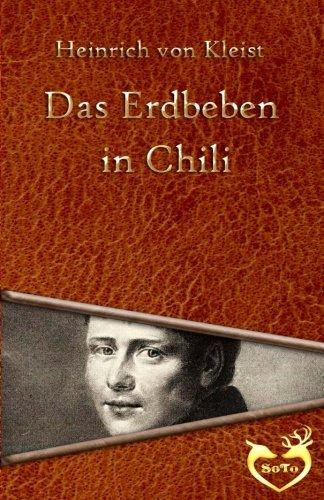 Das Erdbeben in Chili (German Edition): Kleist, Heinrich von