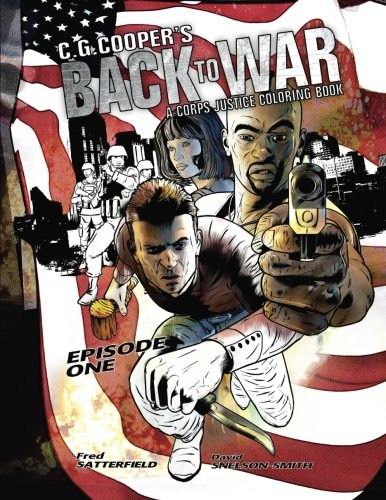 9781534723863: Back to War: The Coloring Book (Episode 1)