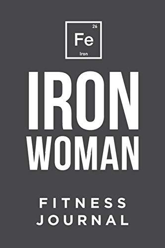 9781534725546: Fitness Journal: Iron Woman