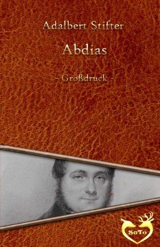 9781534737686: Abdias - Großdruck