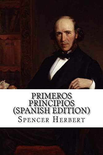 9781534739192: Primeros Principios (Spanish Edition)