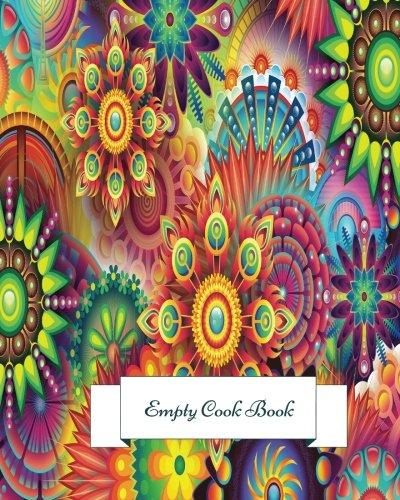 9781534747012 Empty Cook Book Journal Notebook. Recipe Keeper Organizer To Write In & 9781534747012: Empty Cook Book: Journal Notebook. Recipe Keeper ...