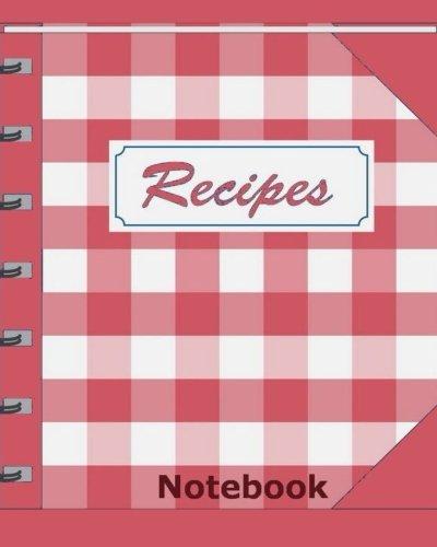 9781534749627: Recipes Notebook