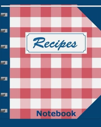 9781534749924: Recipes Notebook