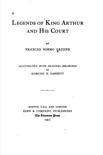 9781534750548: Legends of King Arthur and His Court