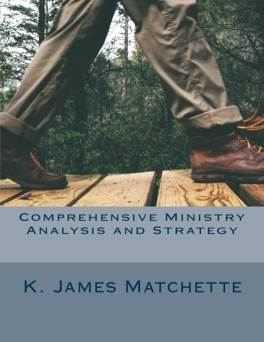 9781534755390: Comprehensive Ministry Analysis and Strategy