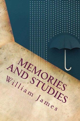 9781534757455: Memories and Studies
