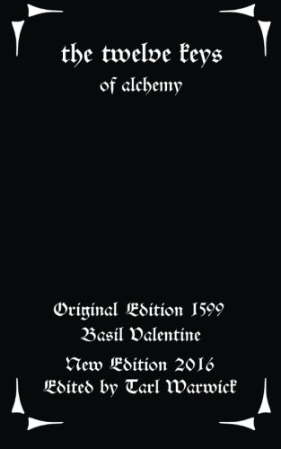 9781534783812: The Twelve Keys: Of Alchemy