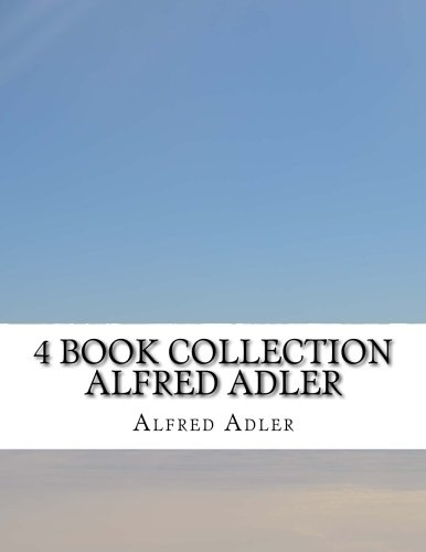 9781534792265: 4 Book Collection Alfred Adler