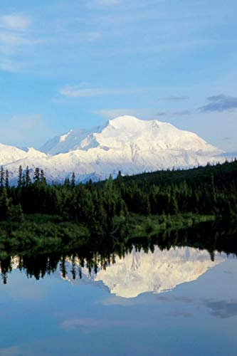 9781534795150: Mount McKinley in Alaska Journal: 150 page lined notebook/diary