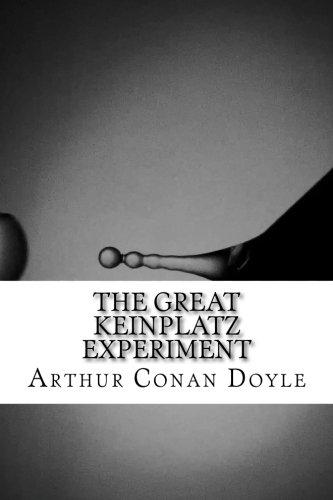 9781534796102: The Great Keinplatz Experiment