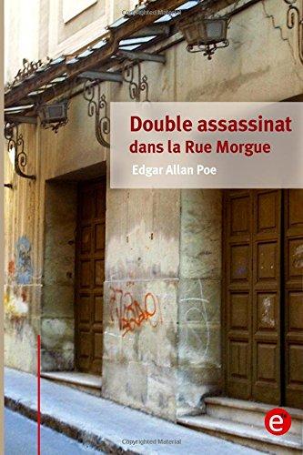 9781534800137: Double assassinat dans la Rue Morgue (French Edition)