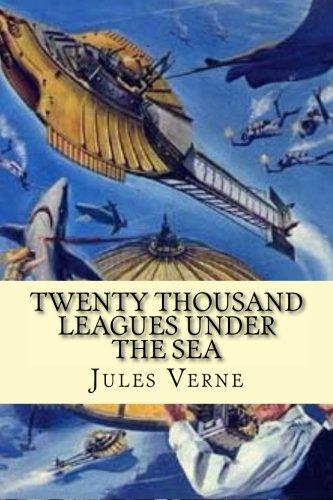 9781534806252: Twenty Thousand Leagues Under the Sea (Spanish Edition)