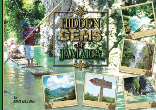 9781534812864: Hidden Gems of Jamaica: The outdoor lover's guide
