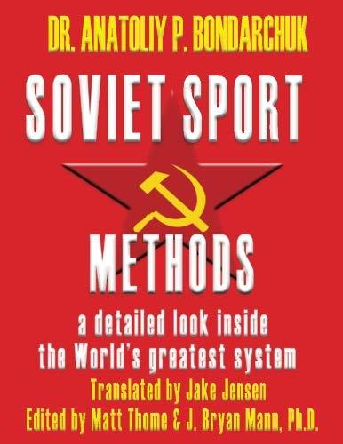 9781534814813: Soviet Sport Methods