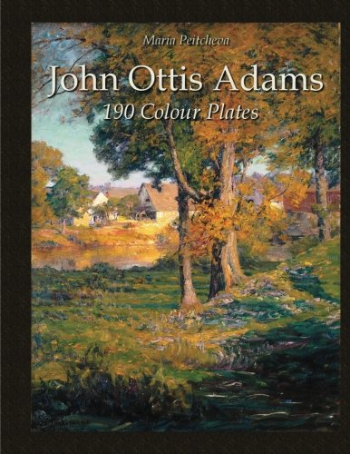 9781534821019: John Ottis Adams: 190 Colour Plates