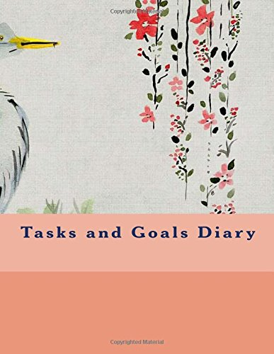 9781534823099: Tasks and Goals Diary