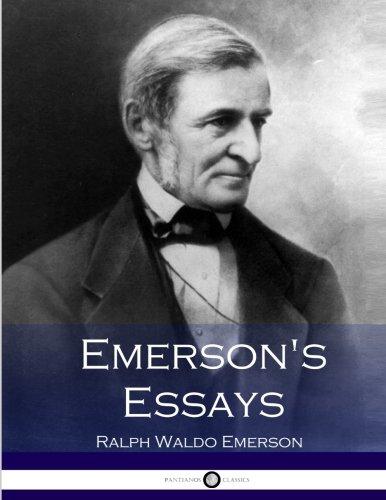 9781534824355: Emerson's Essays