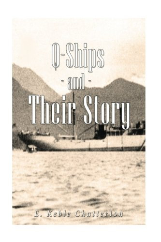 9781534830295: Q-Ships and Their Story