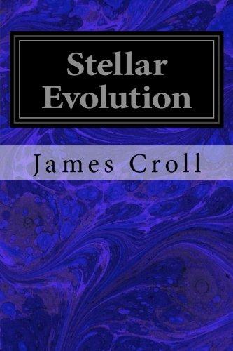 9781534834330: Stellar Evolution