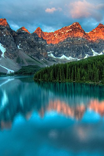 Lake Louise Banff National Park Canada Journal: Image, Cool