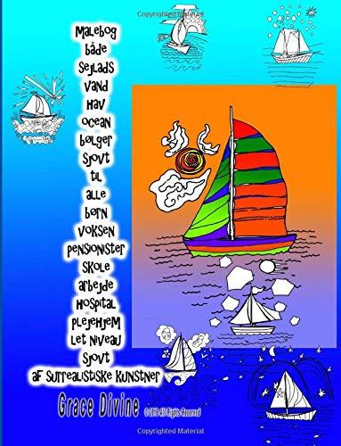 Malebog Bade Sejlads Vand Hav Ocean Bolger: Grace Divine