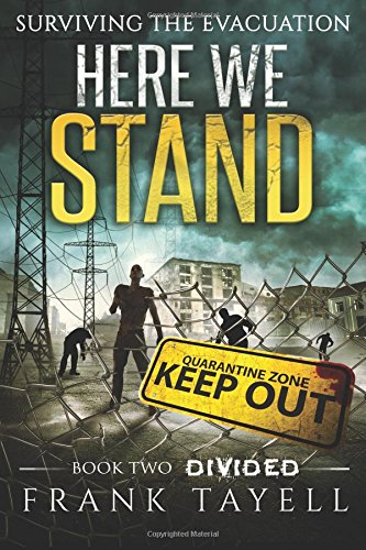9781534878921: Here We Stand 2: Divided: Surviving The Evacuation: Volume 2