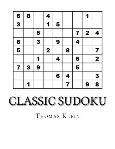 9781534882195: Classic Sudoku: 300 Puzzles (Volume 1)