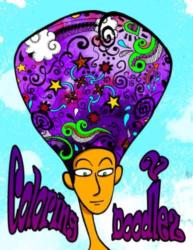 9781534884335: Coloring Doodlez 2