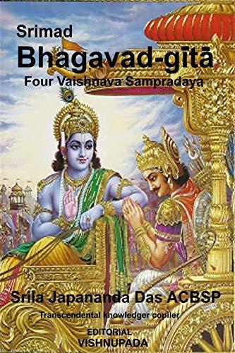 9781534886308: Srimad Bhagavad-gita Volume 1: Four Authorized Vaisnava Sampradaya (Volume 3)