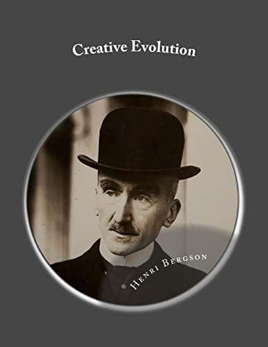 9781534887404: Creative Evolution